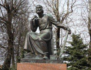 Памятник зодчему Фёдору Коню
