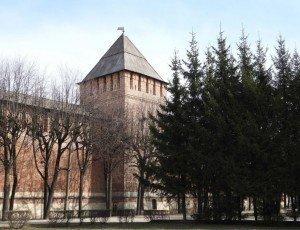 Моховая башня