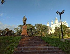 Памятник фельдмаршалу князю Кутузову-Смоленскому