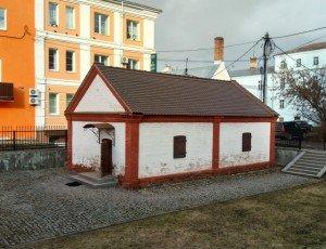 Городская кузница XVII-XVIII веков