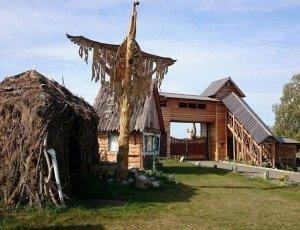Этнографический парк «Легенда»