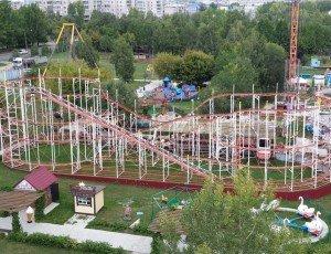Парк аттракционов «Арлекино»