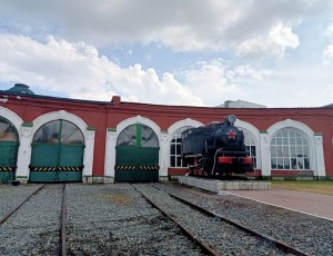 Музей истории локомотивного депо и железной дороги