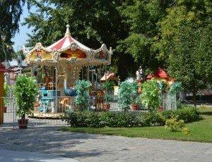 Парк аттракционов «Солнечный Ветер»