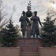 Фото Памятник Алии Молдагуловой и Маншук Маметовой 6