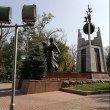 Фото Памятник Алии Молдагуловой и Маншук Маметовой 3