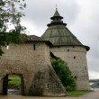 Фото Покровская башня в Пскове 7