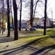 Фото Детский парк в Пскове 6