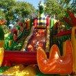 Фото Детский парк в Пскове 4