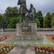 Фото Памятник Пушкину и няне в Пскове 8