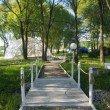 Фото Парк «Мир» на берегу Яченского водохранилища 8