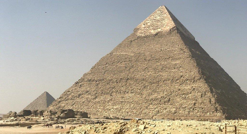Символизм и назначение пирамиды