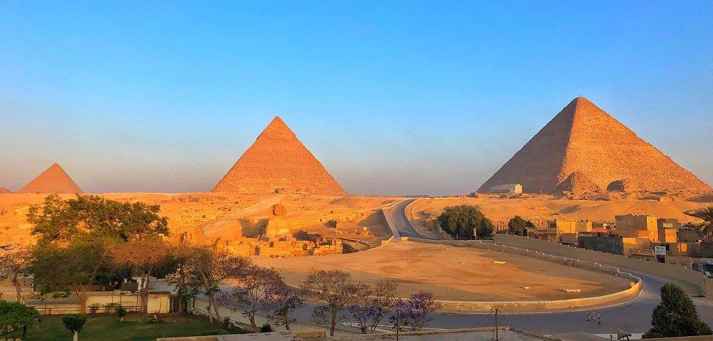 Выводы о пирамиде