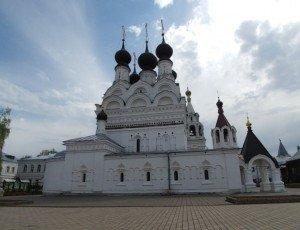 Фото Свято-Троицкий женский монастырь в Муроме