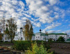 Фото Спасо-Преображенский мужской монастырь