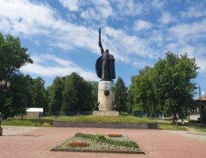 Фото Памятник Илье Муромцу