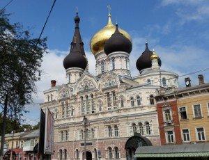 Свято-Пантелеймоновский мужской монастырь