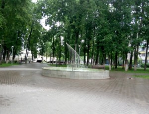 Фото Парк Молодежный в Муроме