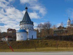 Космодемьянская церковь Косьмы и Дамиана