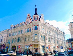 Дом купца Генч-Оглуева