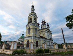 Фото Церковь Троицы Живоначальной