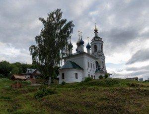 Фото Варваринская церковь