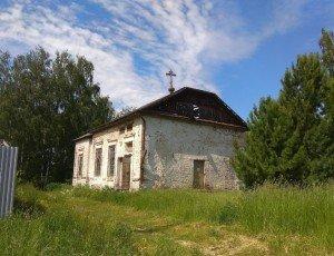 Фото Петропавловская церковь
