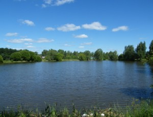 Фото Верхний пруд