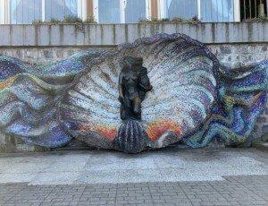 Фото Скульптура «Нимфа»