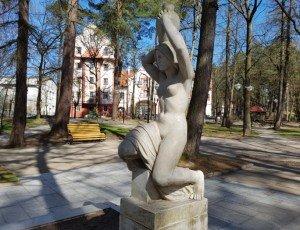Фото Скульптура «Несущая воду»