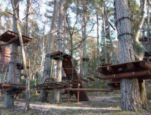 Фото Веревочный Парк в Светлогорске