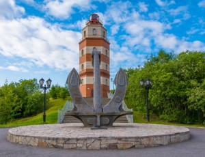 Мемориал морякам погибшим в мирное время