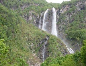 Фото Водопад Поликаря