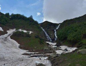 Ачипсинские водопады