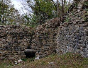 Фото Руины крепости Годлик