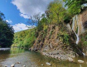 Фото Ореховский водопад