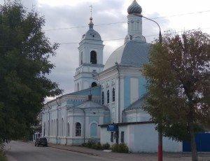 Свято-Сретенская церковь
