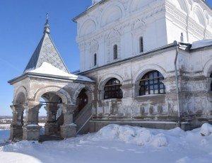 Свято-Воскресенский женский монастырь
