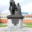 Фото Памятник преподобному Савве Сторожевскому и князю Юрию Звенигородскому 7