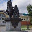 Фото Памятник преподобному Савве Сторожевскому и князю Юрию Звенигородскому 8