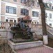 Фото Памятник Антону Павловичу Чехову в Звенигороде 9