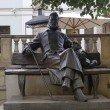 Фото Памятник Антону Павловичу Чехову в Звенигороде 6