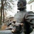 Фото Памятник Антону Павловичу Чехову в Звенигороде 5