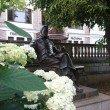Фото Памятник Антону Павловичу Чехову в Звенигороде 7