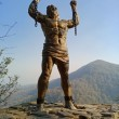 Фото Статуя Прометея в Хосте 5