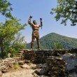 Фото Статуя Прометея в Хосте 4
