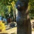 Фото Скульптура «Плесская кошка» 5
