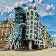 Фото Танцующий дом в Праге 8
