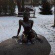 Фото Скульптура «Царевна-лягушка» 9