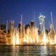 Фото Поющие фонтаны в Дубае 9